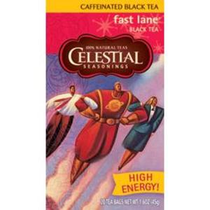 Fast Lane Black Tea from Celestial Seasonings