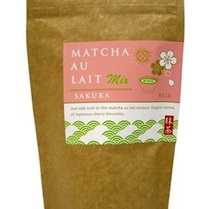 Matcha au Lait Mix - Sakura from Lupicia