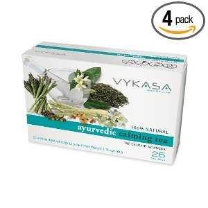 Aryuvedic Calming Tea from Vykasa