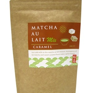 Matcha au Lait Mix - Caramel from Lupicia