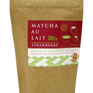Matcha au Lait Mix - Strawberry from Lupicia