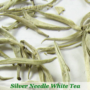Certified Organic * Bai Hao Yin Zhen * Silver Needle White Tea from China Gifts (eBay store)