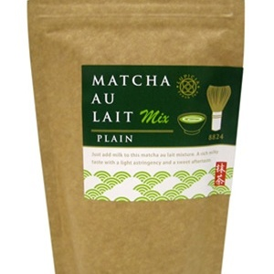 Matcha au Lait Mix (plain) from Lupicia