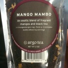 Mango Mambo from Argo Tea