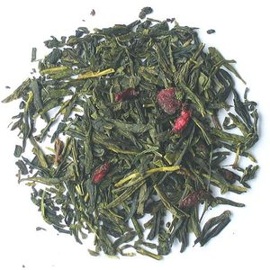 Japanese Cherry Green Sensha from Suki Tea