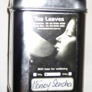 Sencha Honey from Tea Leaves