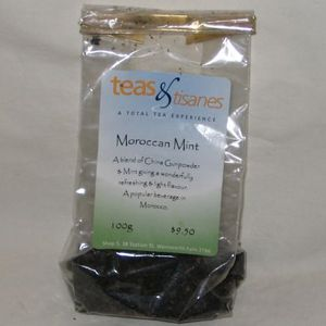 Moroccan Mint from Teas & Tisanes