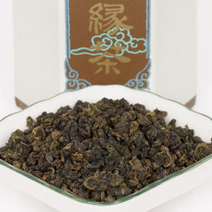 White Dew High Mountain Oolong from Five Elements Tea Co.