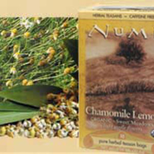 Chamomile Lemon Myrtle from Numi Organic Tea