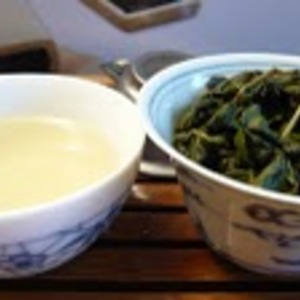 (Taiwan) Li Shan High Mountain Oolong from Life In Teacup