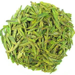 Superfine 'Xi Hu Long Jing' Dragonwell from Dragon Tea House
