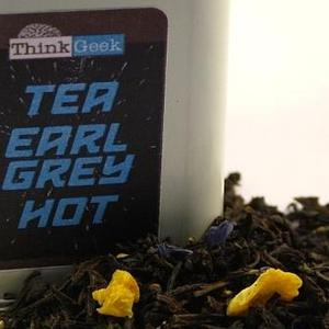 Tea Earl Grey Hot from ThinkGeek