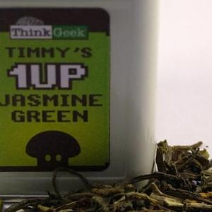 Timmy's 1Up Jasmine Green from ThinkGeek