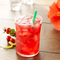 Passion Iced Tea Lemonade from Starbucks