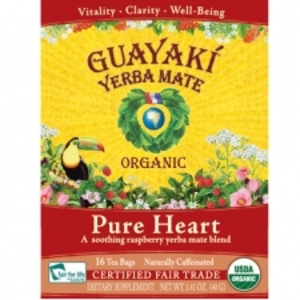 Pure Heart from Guayaki