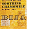 Soothing Chamomile from Bija