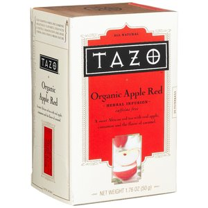 Organic Apple Red from Tazo
