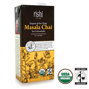 Masala Chai Tea Concentrate from Rishi Tea