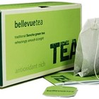 Sencha green tea from Bellevue tea