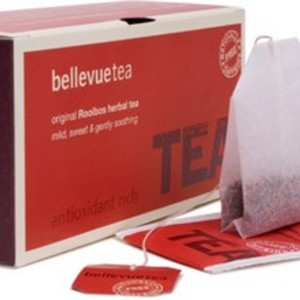 Rooibos herbal tea from Bellevue tea