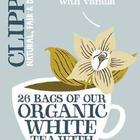 Organic White Tea with Vanilla from Clipper