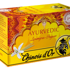 Lemon grass - gingembre from Chinois d&#x27;Or 