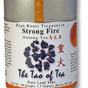 Strong Fire Oolong from The Tao of Tea