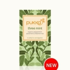 Three Mint Tea from Pukka
