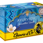 Ayurvedic jasmine vanilla from Chinois d&#x27;Or 