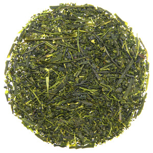 Sencha Fukamushi Yamata (First Flush) from Rishi Tea