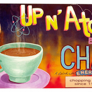 Chai Masala from UP N&#x27; ATOM brand