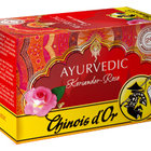 Ayurvedic Coriander - Rose from Chinois d&#x27;Or 