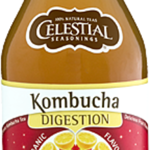 Meyer Lemon Ginger Kombucha (Digestion) from Celestial Seasonings