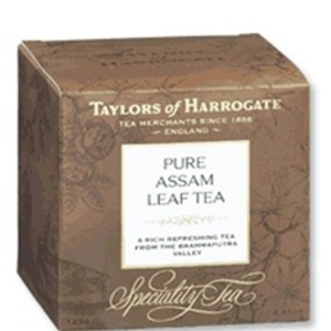 Pure Assam Leaf Tea from Taylors of Harrogate