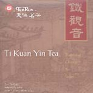Ti Kuan Yin Tea from Ten Ren