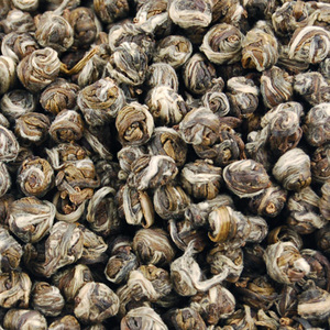 Jasmine Pearls Scented Tea from Seven Cups
