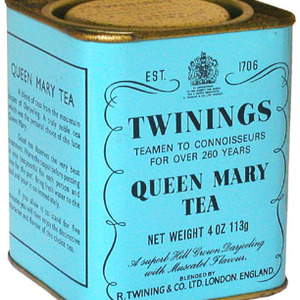 Queen Mary from Twinings
