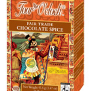 Chocolate Spice from Four O'Clock Organic