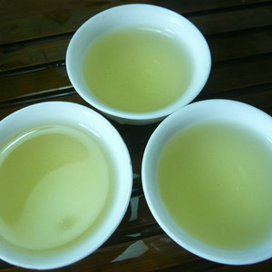 Tie guan yin tea from Yunxiang