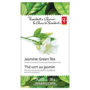 Jasmine Green Tea from President's Choice