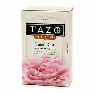 Tazo Rest Herbal Infusion from Tazo