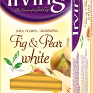 Fig & Pear white from Irving