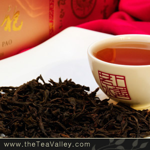 Jin Jiang Da Hong Pao from Tea Valley