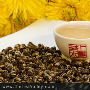 Hua Xiang Jasmine Pearls from Tea Valley