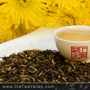 Jasmine Tea from Tea Valley