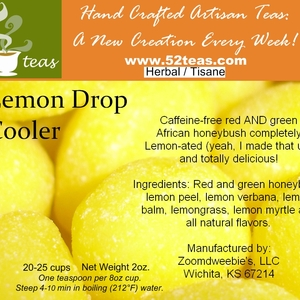 Lemon Drop Cooler from 52teas