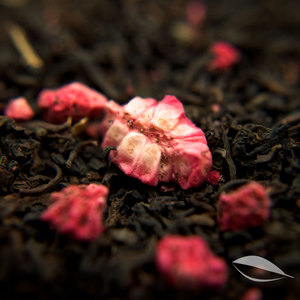 Decaf Raspberry from BourgeaTEA