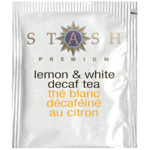 Decaf Lemon and White Tea from Stash Tea Company