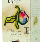 Mango Ceylon with Vanilla from Choice Organic Teas