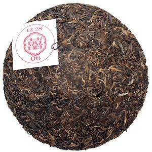 2006 YiWu Mt. Raw Puerh from The Mandarin's Tea Room